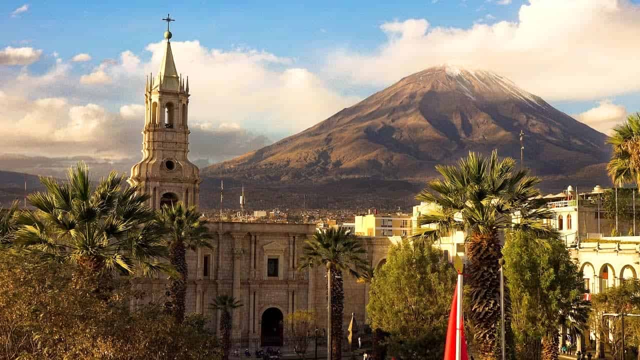Arequipa Private Jet Charter