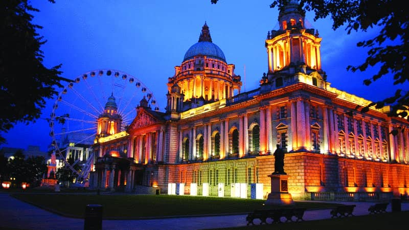 Belfast Private Jet Charters