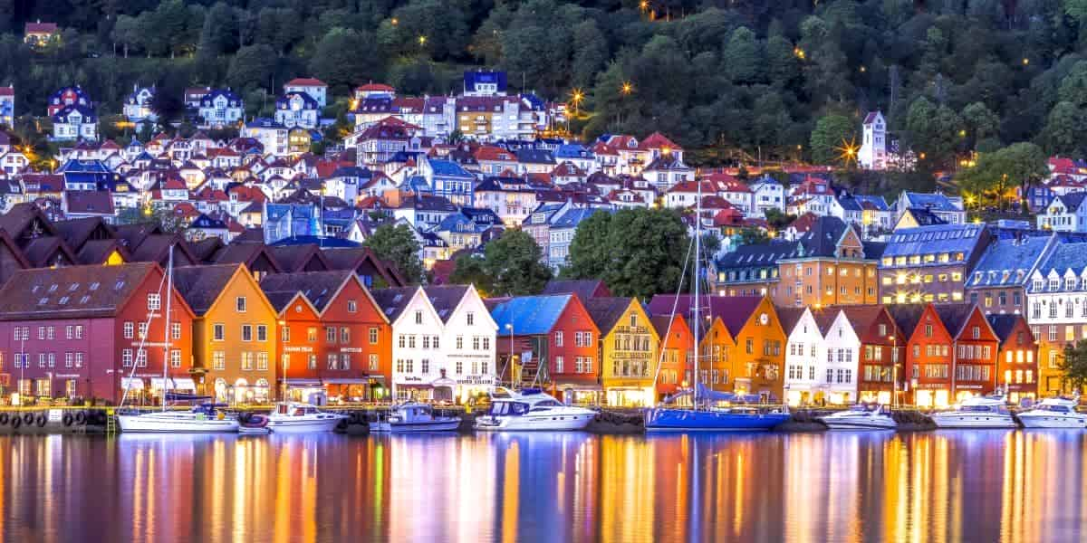 Bergen Private Jet Charter