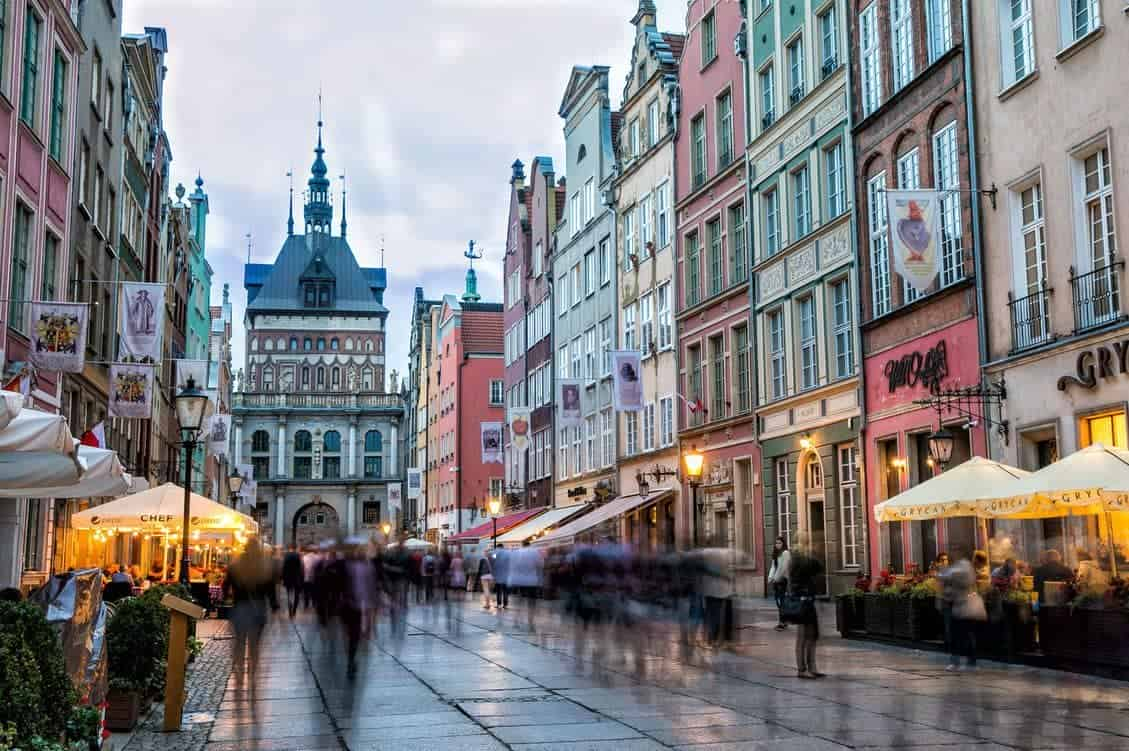 Gdansk Private Jet Charter