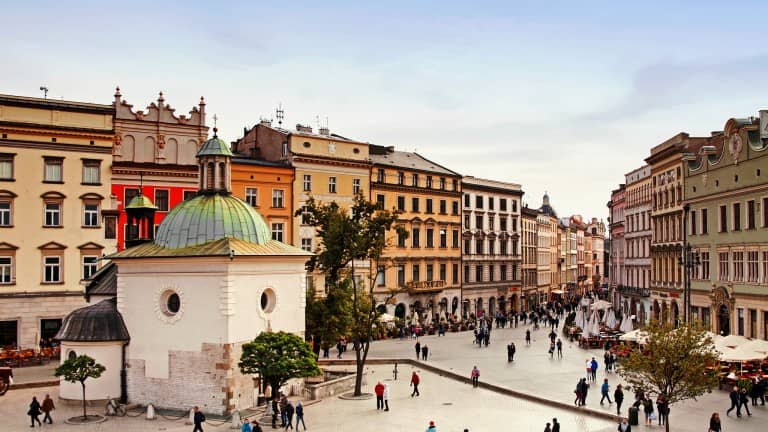 Krakow Private Jet Charter