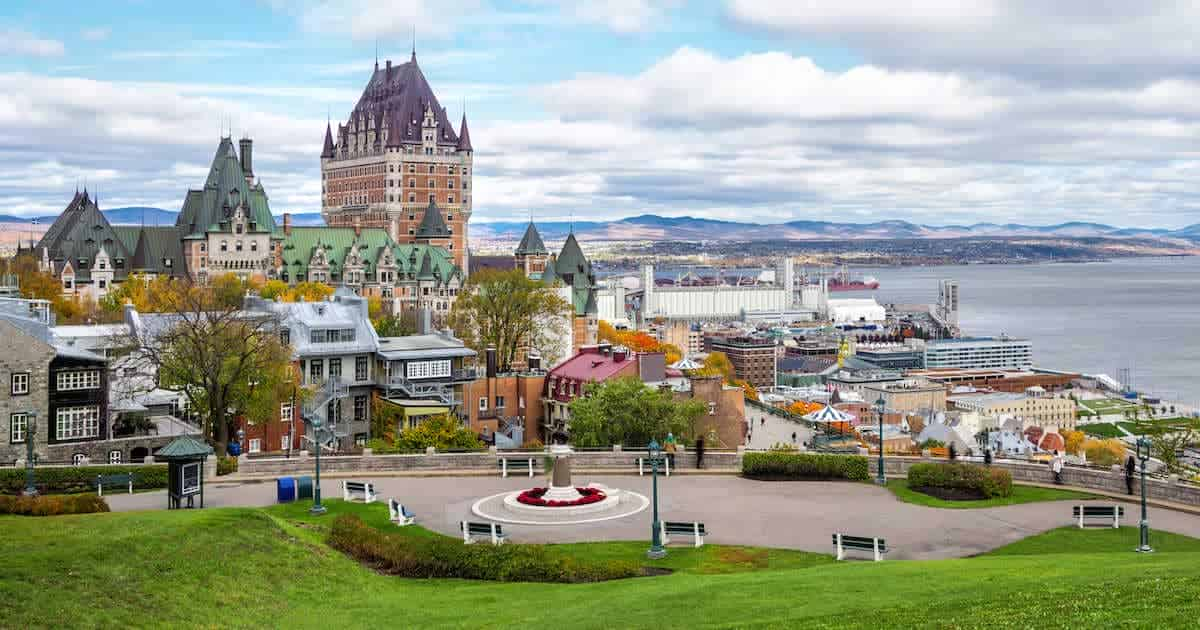 Quebec Private Jet Charter